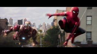 Spider-Man: Homecoming (2017) - Türkçe Altyazılı 1. Ana ve Uluslararası Fragman