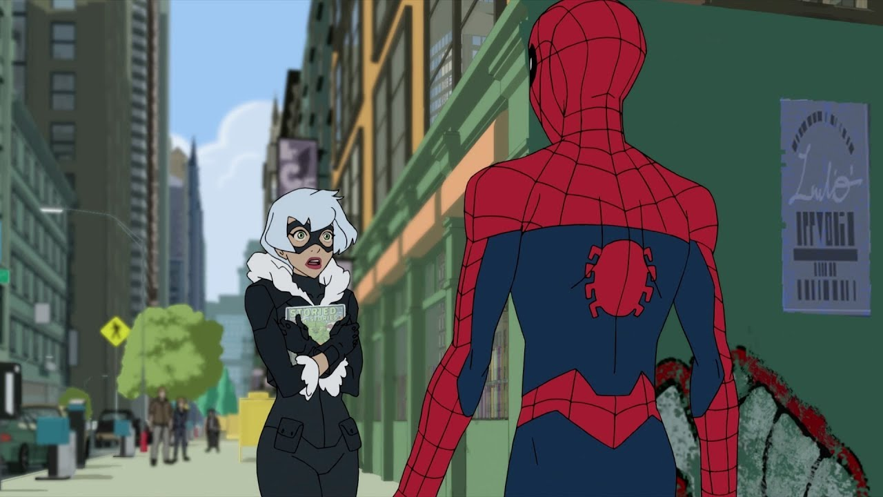 Marvel's Spider-Man Season 1, Ep. 5 - Clip 1
