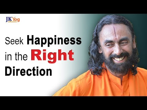 How to seek Happiness in the Right Direction? | Swami Mukundananda