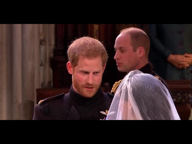 Hat Harry das wirklich zu Meghan gesagt?