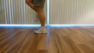Andy & Hope Beginner Clogging Practice Routine Lesson 3 Part 3 Rocking Chairs and Unclogs