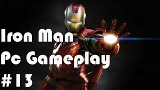 Iron Man Pc Gameplay #13 {Showdown}