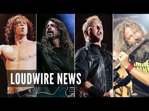 2018 Rock + Metal Grammy Nominees Revealed