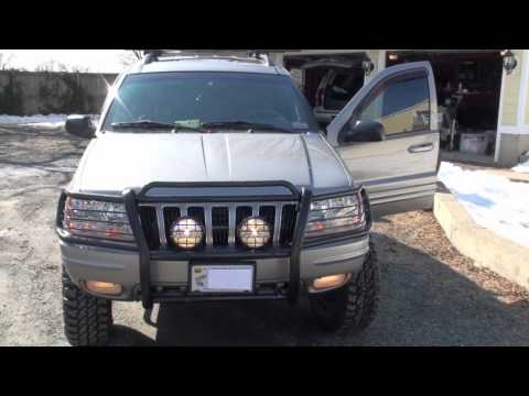 2001 Jeep Grand Cherokee Limited Off Road Edition How To