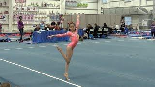 Level 7 Gymnastics Meet   2016 Apollo Invitational   Acroanna