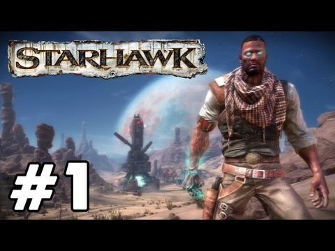 "Starhawk Playthrough PART 1 ""Homecoming"" TRUE-HD QUALITY"