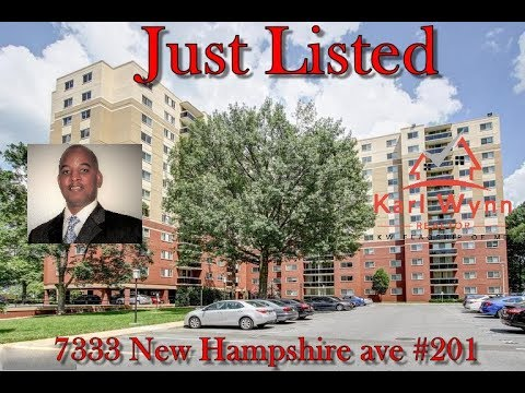 Just listed 7333 New Hampshire Ave. Takoma Park Md