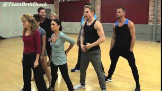 Video Team Itsy Bitsy - Sneak peek from their first rehearsal - DWTS - Season 19 download MP3, 3GP, MP4, WEBM, AVI, FLV Juli 2018