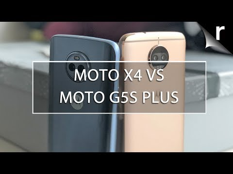 Moto X4 vs Moto G5s Plus: Which Motorola is best for me?