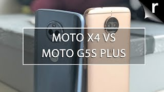 Moto X4 vs Moto G5s Plus Which Motorola is best for me