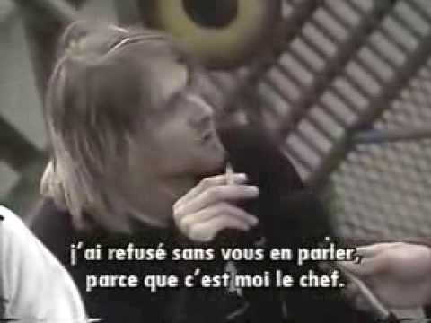 Nirvana - Interview about the movie Singles in 1992