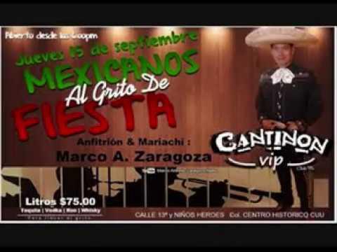 MARCO ZARAGOZA CANTA CUANDO EL DESTINO VIDEO VERSION STUDIO - YouTube