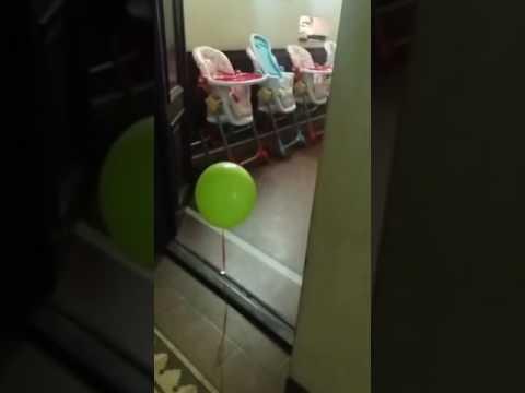 VIDEO REAL!!! ESCALOFRIANTE!!! OCURRIÓ EN UN HOGAR INFANTIL!!!