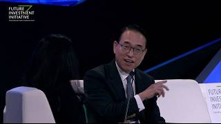 Intelligent innovations with Dr. WP Hong – Future Investment Initiative 2019 – Day 3