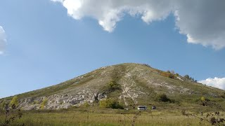 Гора Юрактау - Жемчужина Башкортостана.