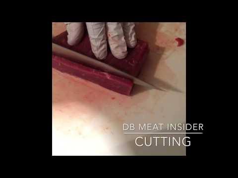 DB Meat Insider: Cutting