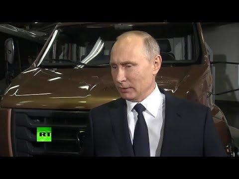 Путин об ОИ-2018: Россия не будет ничего блокировать