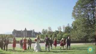 Biltmore Estate Wedding Highlights | Flower Gallery Asheville