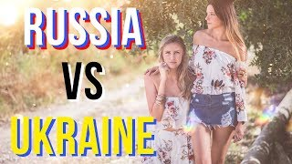 Russian Girls Or Ukrainian Girls, Who's Best?