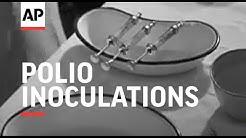 POLIO INOCULATIONS - 1959
