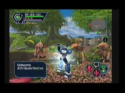 Phantasy Star Online [Dreamcast – online gameplay]