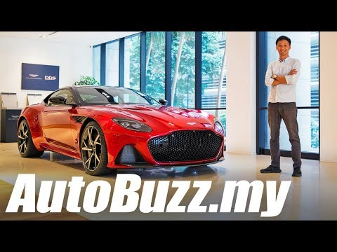 Aston Martin DBS Superleggera V12, Things You Need to Know – AutoBuzz.my