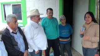 Mas de 80 casas construyo el gobierno de Tancoco Veracruz, a cargo de Jesus Zaleta Redondo