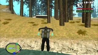 Misterios Gta SA Misterix Mod - Gameplay - (Parte 1).