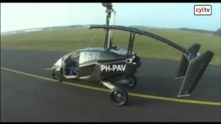 PAL-V: mitad coche y mitad autogiro