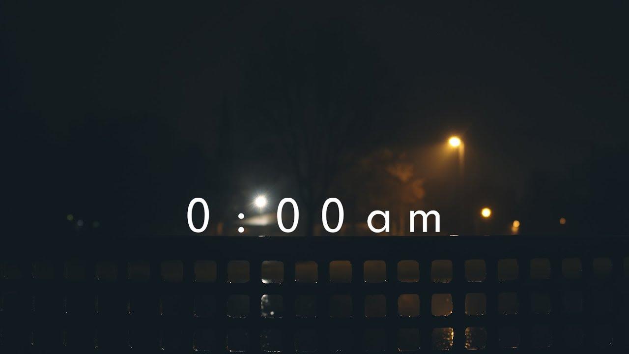 a midnight challenge ][ BMPCC4K lowlight test.