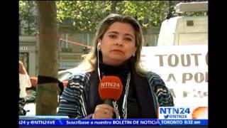 Efectos del tiroteo en París sobre las elecciones presidenciales en Francia
