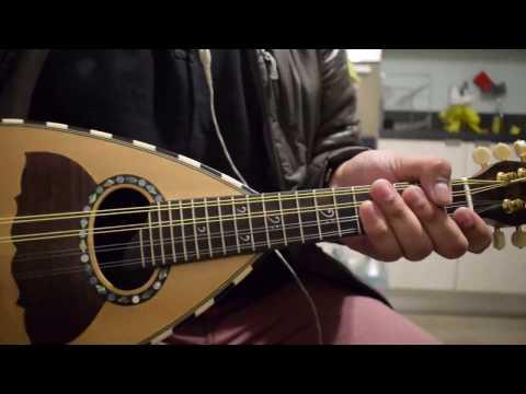 Ejercicios de mandolina básicos para principiantes