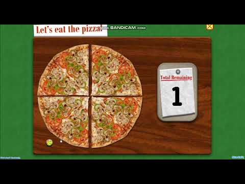 Starfall Pizza Game Learning Fractions Games for Kids