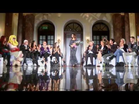 Yuvna Kim London SS14 'BIJOUX' Collection London Fashion Week