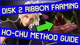 Disk 2 Ribbon Farming in Final Fantasy 7! Ho-Chu Battle Arena Guide