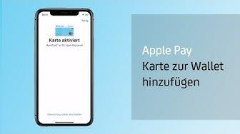 Apple Pay | Karte zur Wallet hinzufügen | Für alle Bank Austria Kunden