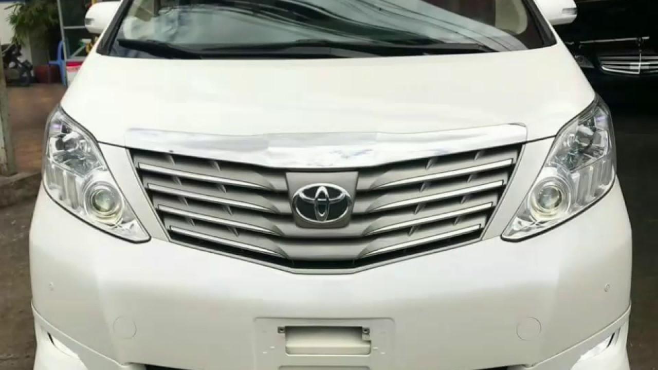 Kelebihan Kekurangan Toyota Alphard 2008 Spesifikasi