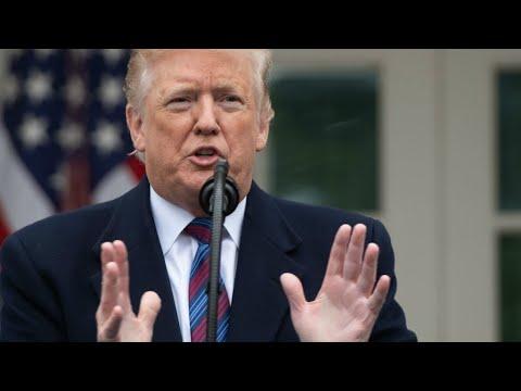 ترامب مستعد لتوفير حماية للمهاجرين إن وافق الكونغرس على تمويل جدار المكسيك  - 11:55-2019 / 1 / 21