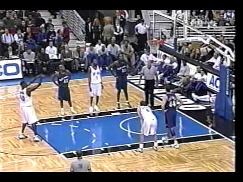 Shawn Kemp - Wizards at Magic - 12/6/02