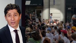 Mayor Jacob Frey booed: Minneapolis mayor booed out of protest | ABC7