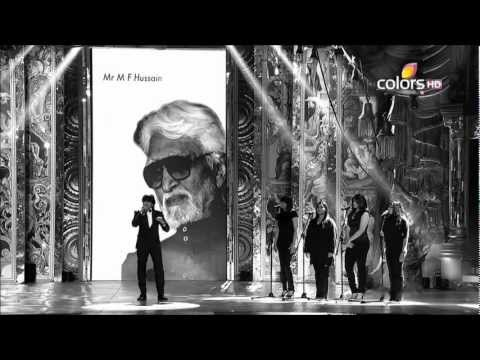 Sonu Nigam - Live Tribute to Legends - Mirchi Awards 2012 - 720p HD