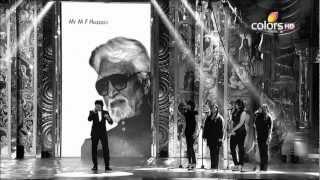 sonu nigam live tribute to legends mirchi awards 2012 720p hd