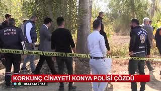 Konya polisi kan donduran cinayeti açığa çıkardı
