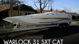 unavailable used 2001 warlock 31 sxt cat in simi valley california
