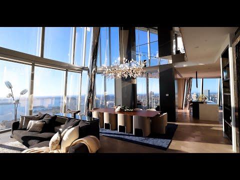 Introducing The Penthouse, Crown Residences at One Barangaroo, Sydney - Australia.