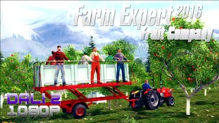 Farm Expert 2016 Fruit Company DLC PC Gameplay 60fps 1080p
