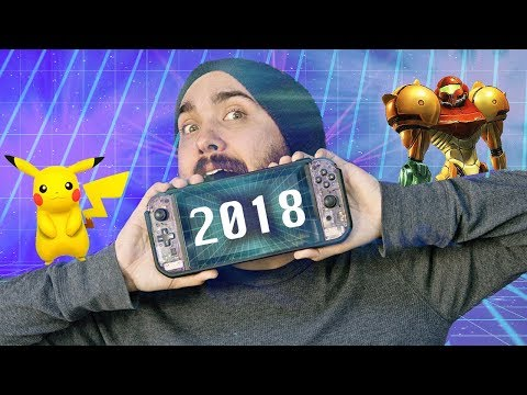 The Nintendo Switch in 2018?