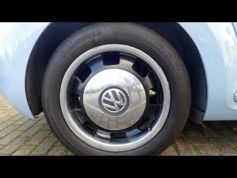 Certified 2012 Volkswagen Beetle Walnut Creek, CA #49324A