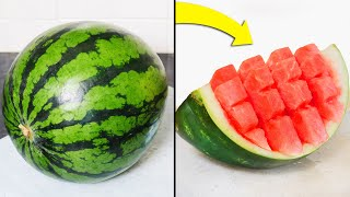 How to Cut Watermelon this Summer