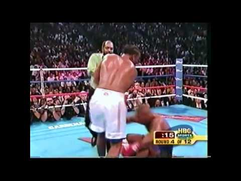 Lennox Lewis vs Mike Tyson (highlights)